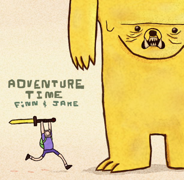 Adventure Time - Final Boss by H4x0rK4t