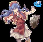 Lilina Fire Emblem Sword of Seals