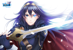 Lucina Fire Emblem Kakusei n 1 by sokagensou