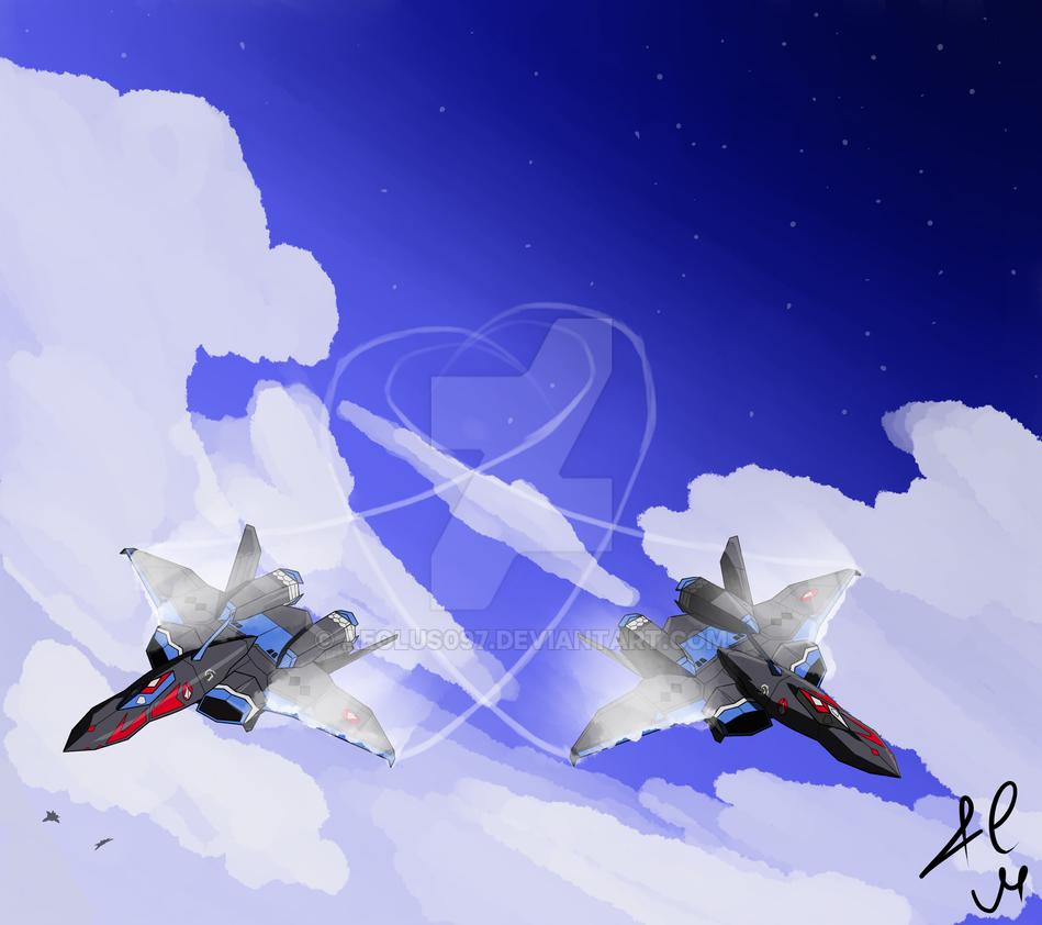 Training Flight ! by Aeolus097