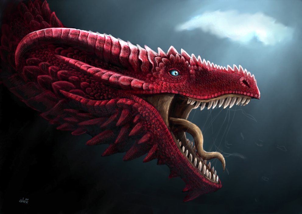 AVATAR POUR TOUS Red_dragon_by_Isdrake