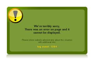 iCMS error