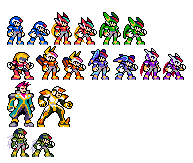 Megaman ZXtreme by zekujazero32