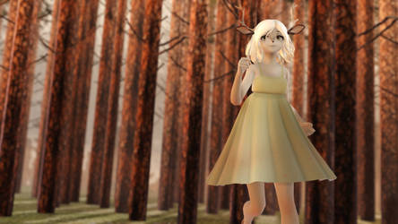 |MMD| I`m lucky to be alive
