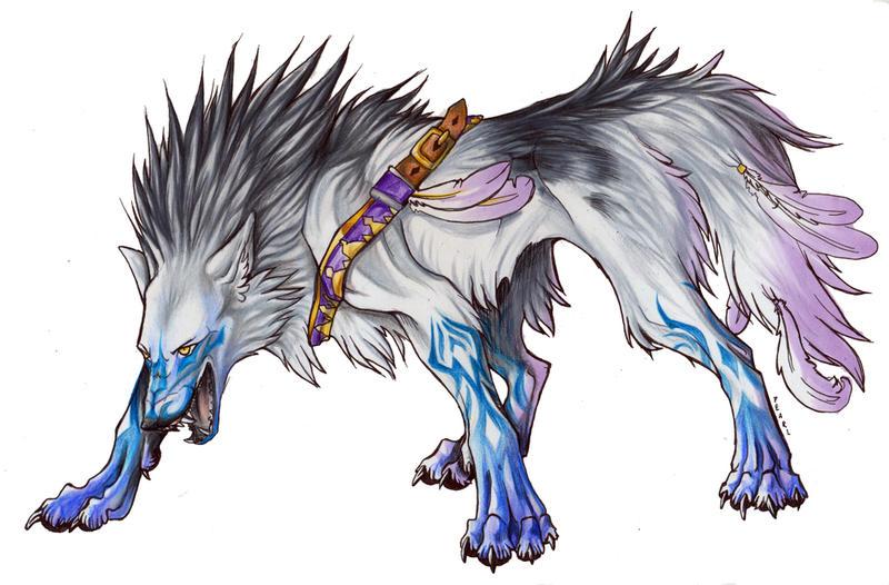 NPC aus Kirigakure Wolf_WArrior_by_PearlEden