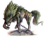 Twili Wolf