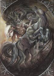 Ragnarok II by Exileden