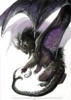 Dark beast by Exileden