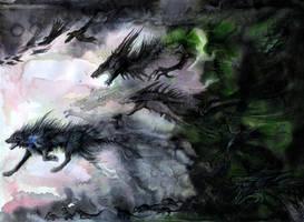 Darkness Bringers by Exileden