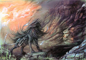 Sky Judge's Arkane by Exileden