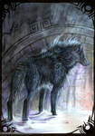 Greenlandic Wolf