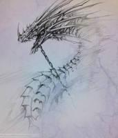 Dragon Spirit by Exileden