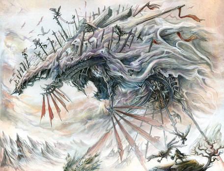 Air Colossus - Sky Wasteland