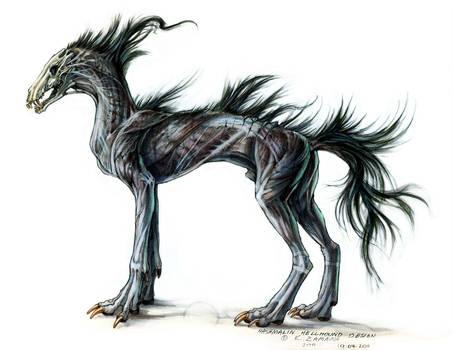 Hashmallin Hellhound