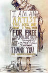 I don't do ART for free by Exileden