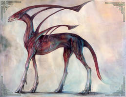 Creature by Exileden