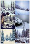 Winter at summer