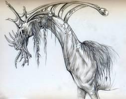 El Horse by Exileden