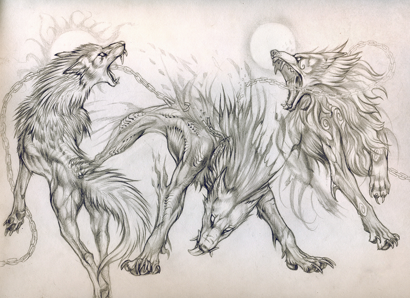 Beasts of Ragnarok Commission