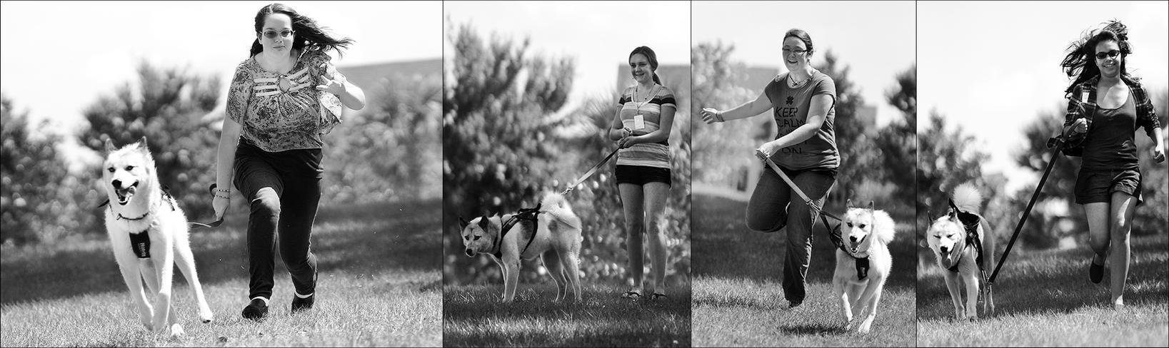 Running with Arnaq 2 by Exileden