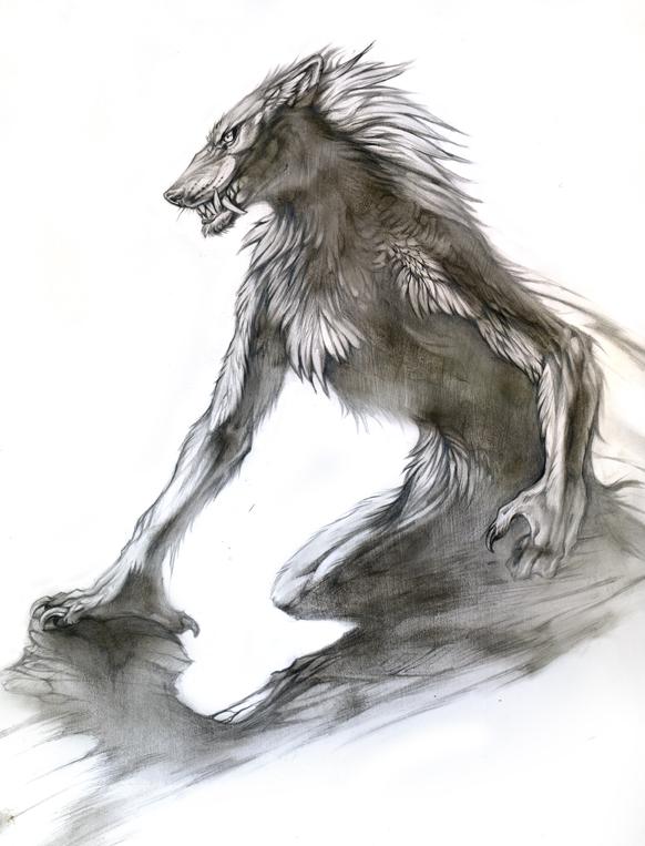 Werewolf by Exileden