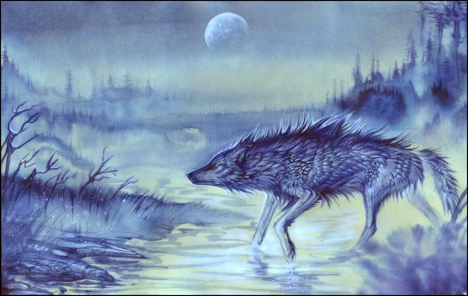 Wolfsea by Exileden