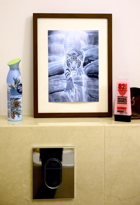 Bathroom by Exileden