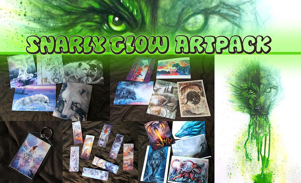 Snarlyglow-artpack by Exileden