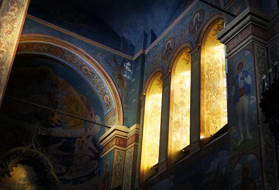 Goldenlights by Exileden