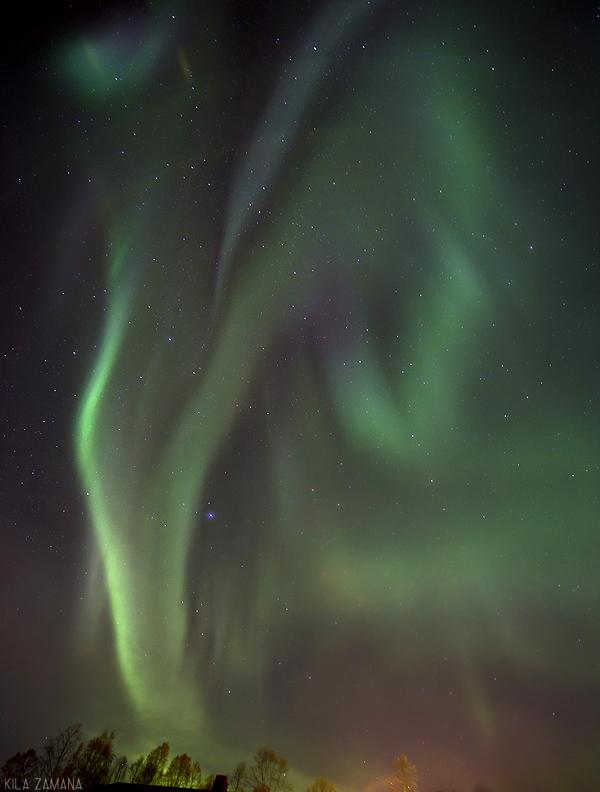Northern Spirits by Exileden