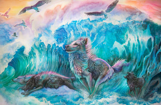 Wolves of The Ocean