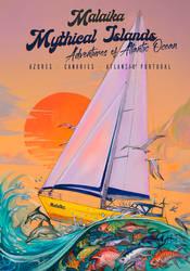 Atlantic Sailing Adventures Postcard Project