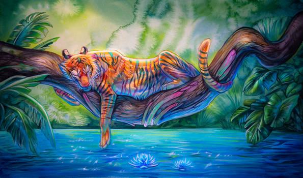 Seven Wonders - Sleeping Tiger