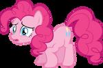 Horrified Pinkie Pie