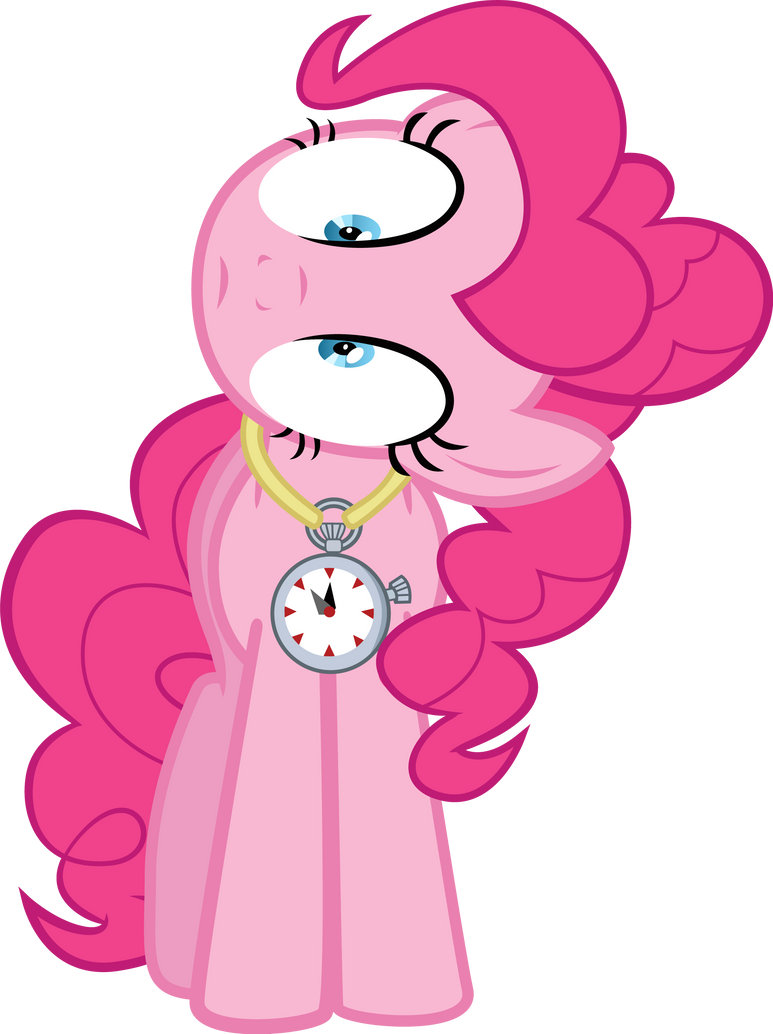 Pinkie Alarm Clock by The-Crusius