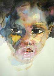 'African' by kalinatoneva