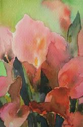 flowers by kalinatoneva
