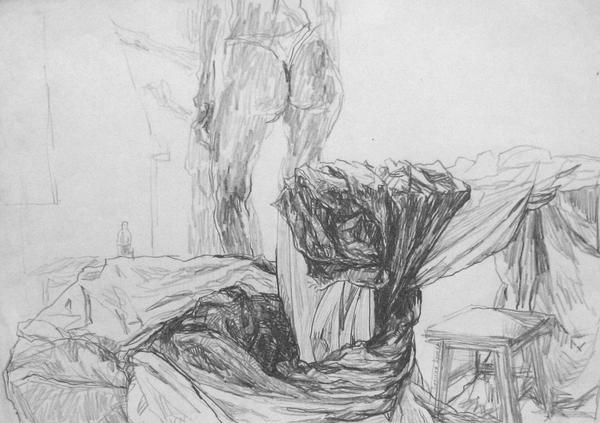 Drawing by kalinatoneva