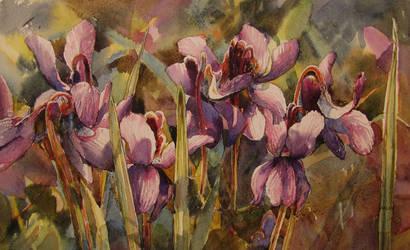 flowers 1 by kalinatoneva
