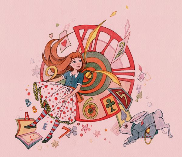 Alice project by kalinatoneva