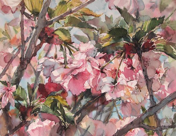 Spring 2 by kalinatoneva