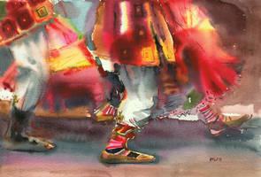 Dance by kalinatoneva