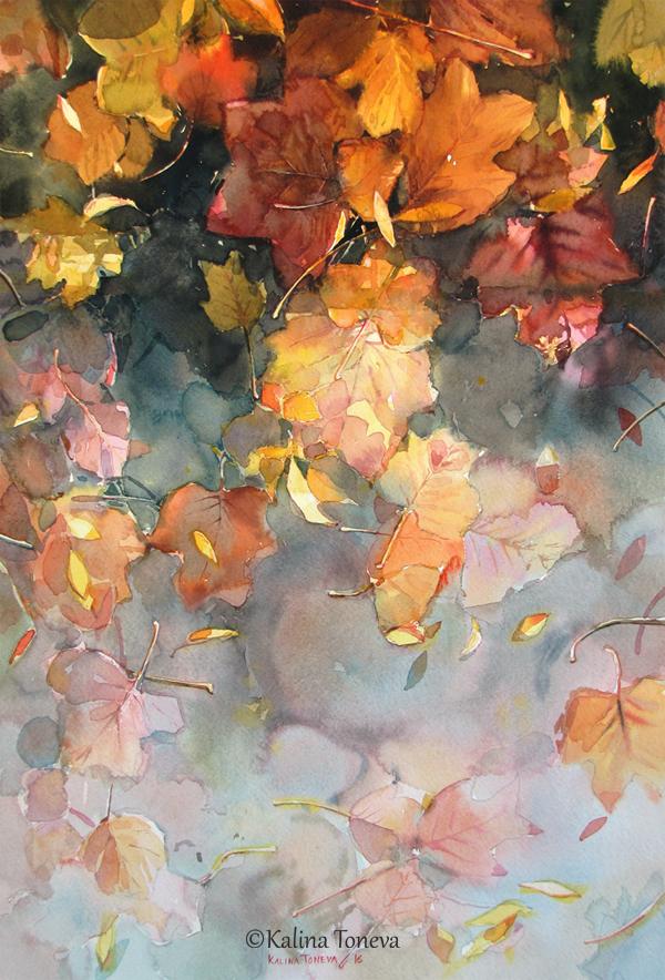 Autumn by kalinatoneva