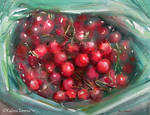 One more bag of cherries