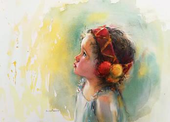 Little Ema by kalinatoneva