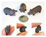 Dime Hippos
