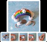 Over the Rainbow Bridge ~ Marceline Trade