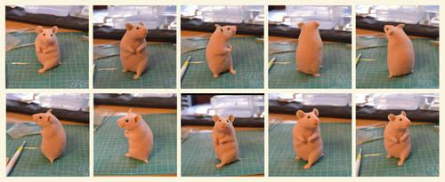 Hamster WIP by nEVEr-mor
