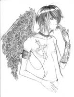 Wing made to be broken. by KingSasugay