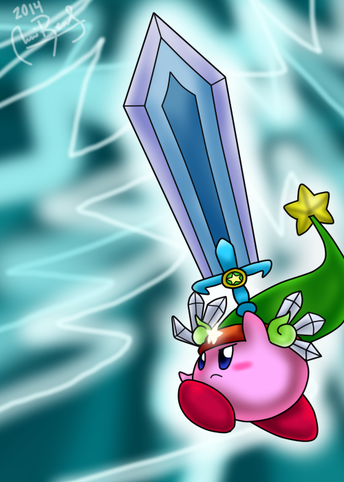 ultra sword kirby - photo #19